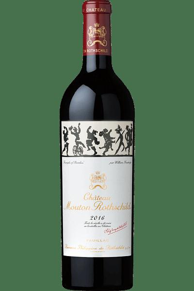 chateau mouton rothschild 2016 0 75 lt