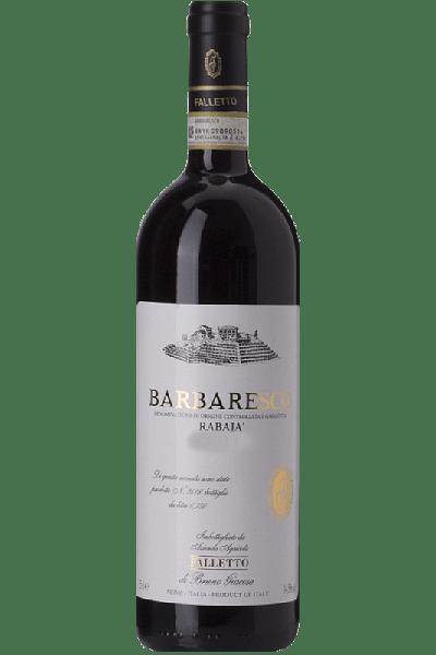 barbaresco rabaja bruno giacosa 2017 0 75 lt