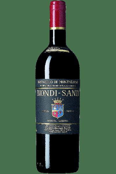 brunello di montalcino biondi santi riserva 1997 0 75 lt