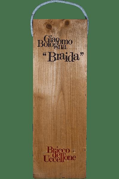 bricco dell'uccellone giacomo bologna braida 1997 6 lt