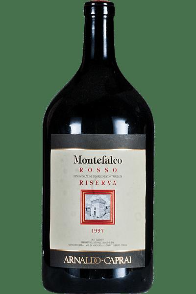 rosso di montefalco caprai 1997 3 lt