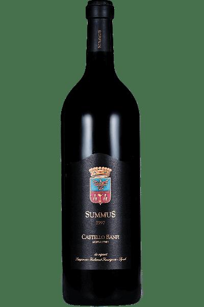 summus 1997 castello banfi 1 5 lt