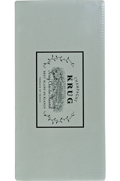 champagne krug clos du mesnil brut blanc de blancs 1998 0 75 lt