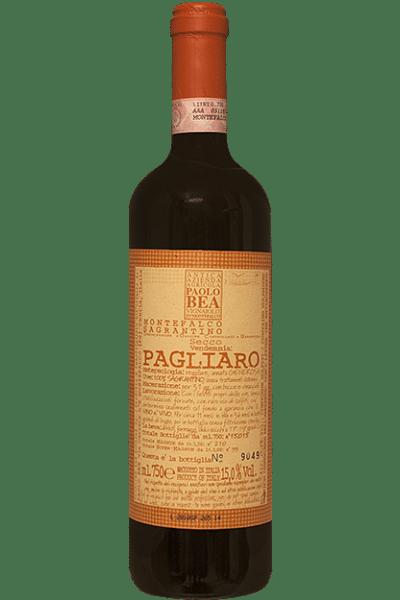 sagrantino di montefalco vigna pagliaro paolo bea 2012 0 75 lt
