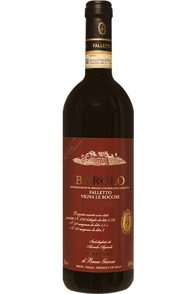 barolo falletto vigna le rocche riserva bruno giacosa 2014 0 75 lt