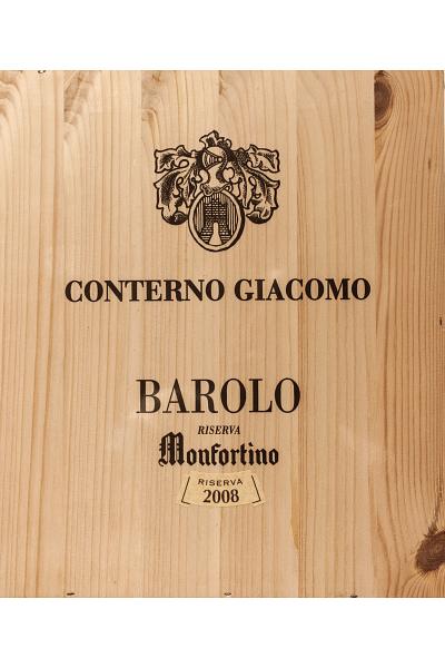 barolo monfortino riserva conterno 2008 0 75 lt