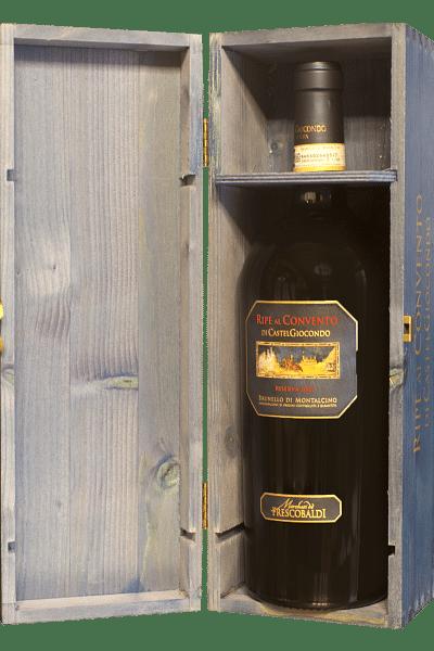 brunello di montalcino riserva ripe al convento marchesi de frescobaldi 2007 1,5 lt