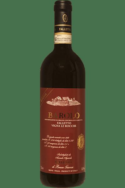 barolo falletto vigna le rocche riserva bruno giacosa 2008 0 75 lt