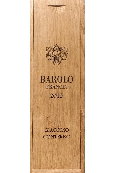 barolo cascina francia giacomo conterno 2010 1 5 lt