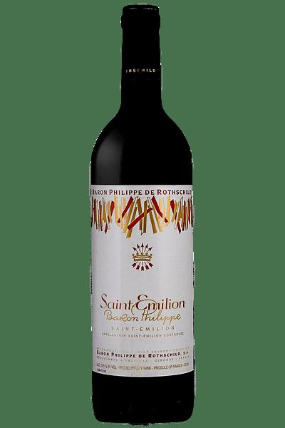 saint-emilion baron philippe de rothschild 1993 0 75 lt