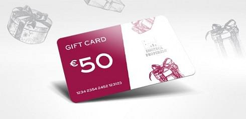 Gift Card Red