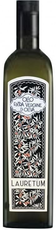Lauretum Valentini Extra Virgin Olive Oil 0.75 lt.