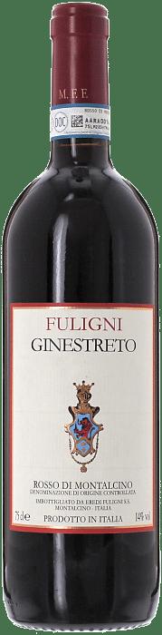 Rosso di Montalcino Ginestreto Fuligni 2018 0.75 lt.