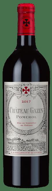 Château Gazin Pomerol 2017 0.75 lt.