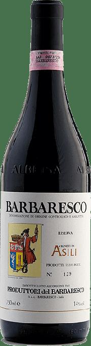 Barbaresco Riserva Asili Produttori del Barbaresco 2015 0.75 lt.