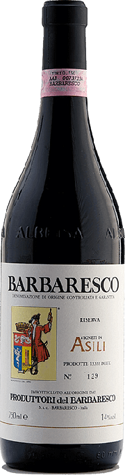 Barbaresco Riserva Asili Produttori del Barbaresco 2016 0.75 lt.