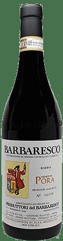 Barbaresco Riserva Pora Produttori del Barbaresco 2013 0.75 lt.