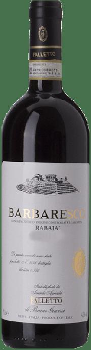 Barbaresco Rabaja Bruno Giacosa 2017 0.75 lt.