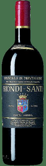 Brunello di Montalcino Biondi Santi Riserva 1997 0.75 lt.