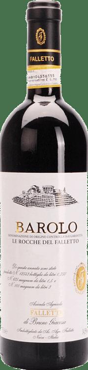 Barolo Falletto Vigna le Rocche Bruno Giacosa 2015 0.75 lt.