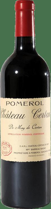 Château Certan de May Pomerol 2016 0.75 lt.