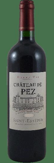 Chateau de Pez St. Estèphe 2015 0.75 lt.
