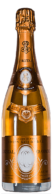 Champagne Cristal brut Collection Privée Louis Roederer 1999 3 lt.