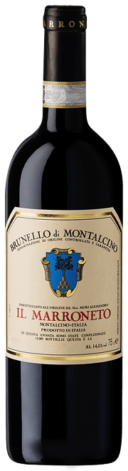 Brunello di Montalcino Il Marroneto 2016 0.75 lt.