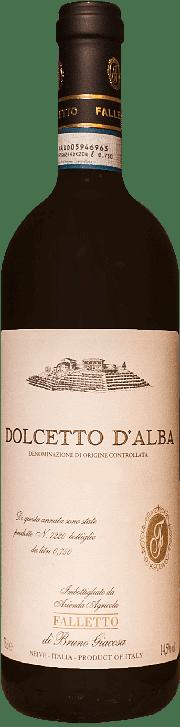 Dolcetto d'Alba Falletto Giacosa 2020 0.75 lt.
