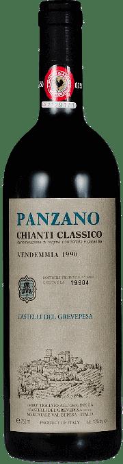 Chianti Classico DOCG Selezione Panzano 1990 Castelli del Grevepesa 0.75 lt.