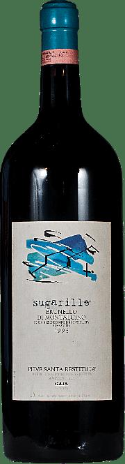 Brunello di Montalcino Sugarille Pieve Santa Restituta-Gaja 1995 5 lt.