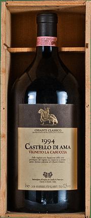Castello di Ama Vigneto La Casuccia 1994 3 lt.