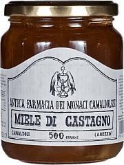 Chestnut Honey by Antica Farmacia dei Monaci Camaldolesi 500 gr.