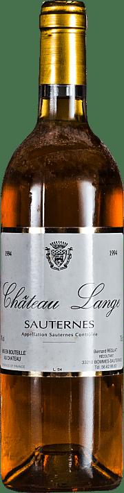 Chateau Lange Reglat Sauternes 1994 0.75 lt.