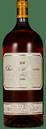 Chateau d' Yquem Sauternes 1996 6 lt.