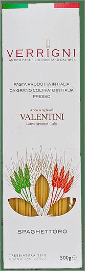 Spaghettoro by Valentini for Verrigni 500 gr.