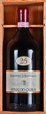 Sagrantino di Montefalco 25 Anni Caprai 2000 3 lt.