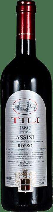 Tili 1997 Assisi Rosso Riserva 0.75 lt.