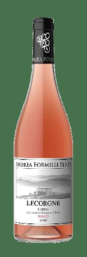 Rosato Le Corgne Fendi 2016 0.75 lt.