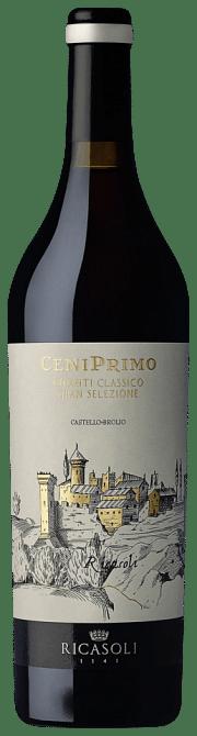 Chianti Classico Gran Selezione 'CeniPrimo' Barone Ricasoli 2018 1.5 lt.
