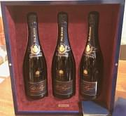 Special Box of 3 Champagne Cuvée Sir Winston Churchill 2002-2006-2008 0.75 lt.
