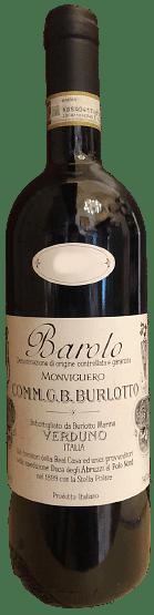 Barolo Monvigliero Burlotto 2013 0.75 lt.