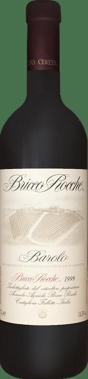 Barolo Bricco Rocche 1999 0.75 lt.