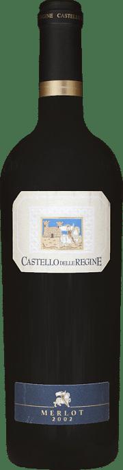 Merlot Castello delle Regine 2002 0.75 lt.