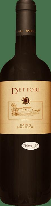 Rosso Badde Nigolosu Dettori 2010 0.75 lt.