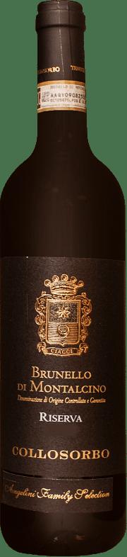 Brunello di Montalcino Collosorbo 2015 0.75 lt.