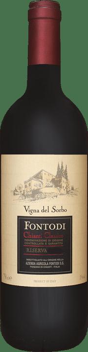 Chianti Classico Riserva Vigna del Sorbo Fontodi 2016 0.75 lt.