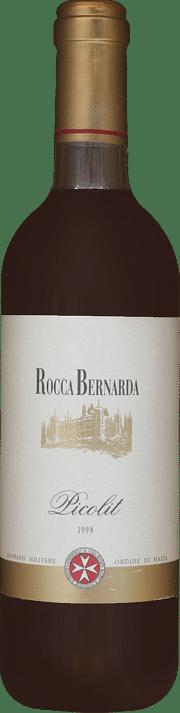 Rocca Bernarda Picolit 1998 0.50 lt.