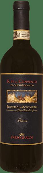 Brunello di Montalcino Riserva Ripe al Convento Marchesi De' Frescobaldi 2015 0.75 lt.