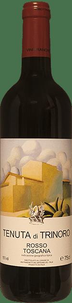 Tenuta di Trinoro Rosso di Toscana 2015 0.75 lt.